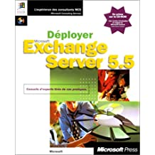 deployer exchange server 5. 5 (avec cd-rom)