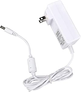 AlloverPower 12V 3A AC Adapter Power Cord Charger for 4moms mamaroo 2/4, mamaroo 2015 Infant Seat Bouncer, Rockaroo Baby Swing Charging Plug Replacement (6.3Ft Length)