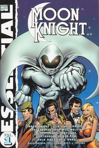 marvel essentials moon knight - 2