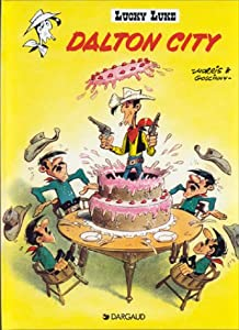 "Afficher ""Lucky Luke n° 3<br /> Dalton city"""