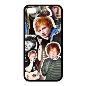 Customize Famous Singer Ed Sheeran Back Cover Case for iphone 4 4S Protect Your Phone Designed by HnW Accessories by runtopwell