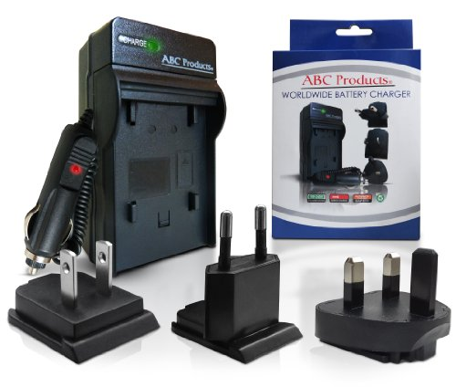 ABC Products® Battery Charger CB-2LA / CB-2LAE for NB-8L