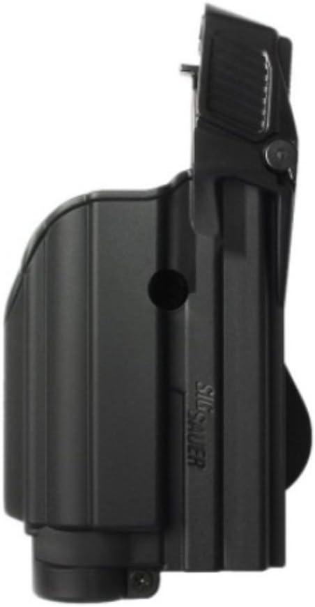 IMI Defense Tactical Luz/Laser de polímero de retención Holster Sig Sauer P250Full size 22MK25FS P226Pistola P229Combate