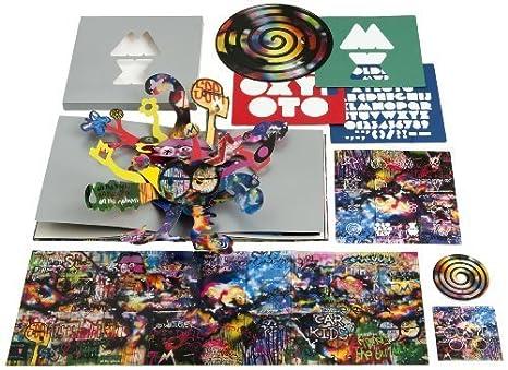 Mylo Xyloto Box set Edition by Coldplay Audio CD: Coldplay: Amazon.es: Música
