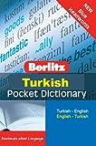 Berlitz: Turkish Pocket Dictionary (Berlitz Pocket Dictionary)