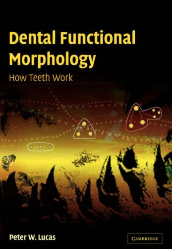 Dental Functional Morphology: How Teeth Work