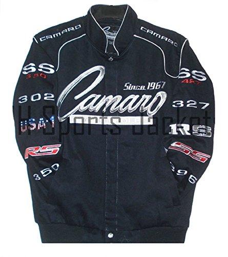 chevrolet camaro jacket - 4