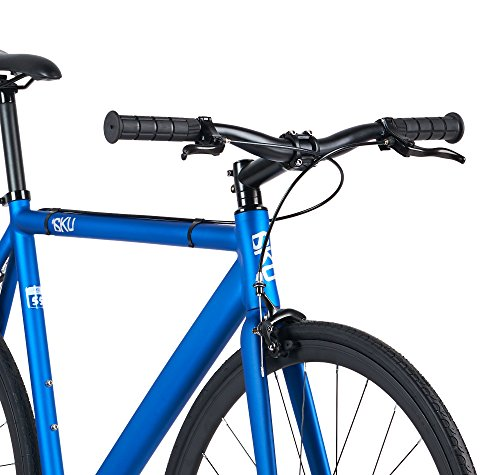 6KU Track Fixed Gear Bike