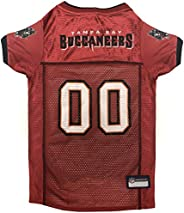 NFL Tampa Bay Buccaneers Dog Jersey, Small