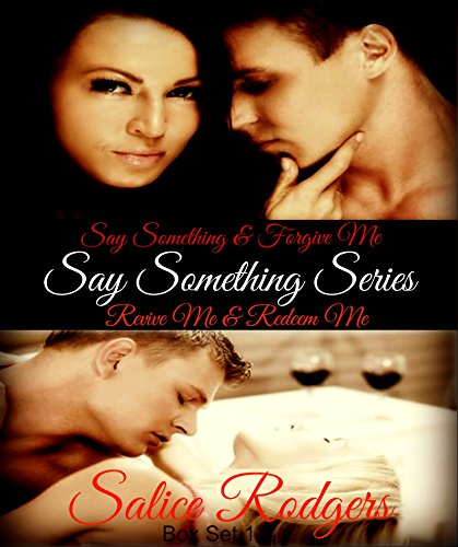 Say Something Boxset