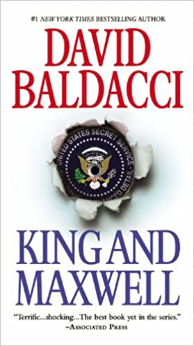 David Baldacci - King and Maxwell Audiobook Free Online