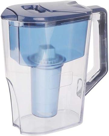 Wuyan 2.5L 3 Etapa Jarra de Agua alcalina portátil Filtro de Agua ...