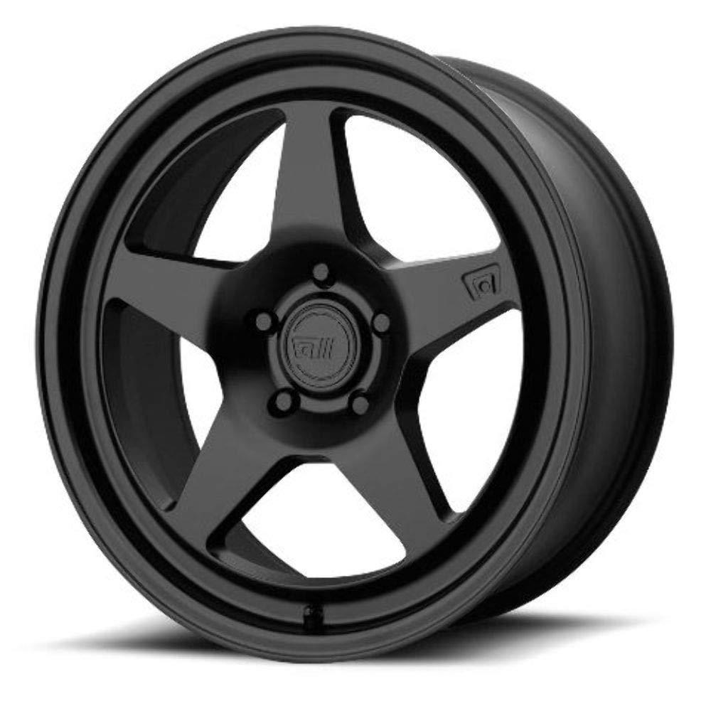 Motegi Racing MR137 Wheel Rim Satin Black 18x8.5 5x4.5 5x114.3 35mm