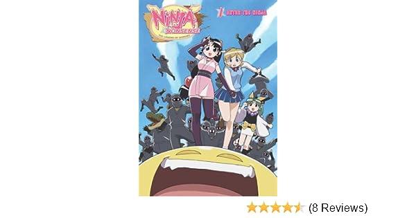 Amazon.com: Ninja Nonsense - The Legend of Shinobu, Vol. 1 ...