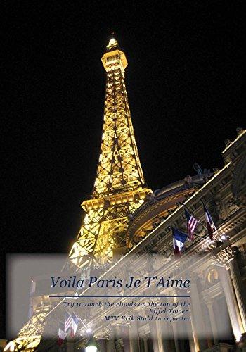Voila Paris Je T'Aime