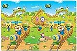 LG Prime Play Mat Pororo Train 130x190x1.1   HD880021