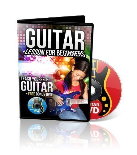Guitar Play Blues Lesson (Learn How to Play Guitar DVD for Beginners - Plus Bonus Blues Guitar Lessons DVD)