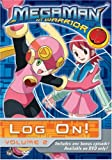 Megaman 2: Nt Warrior - Log on [VHS]
