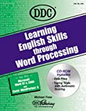 Learning English Skills Through Word Processing, DDC Publishing Staff, 1562436244