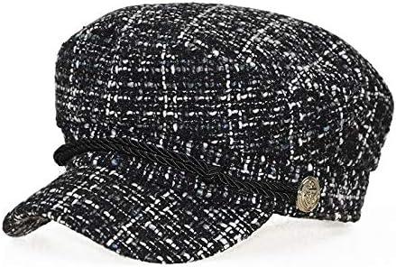 OTLC Sombrero Sombrero de Invierno de Mujer Moda cálida Tela ...