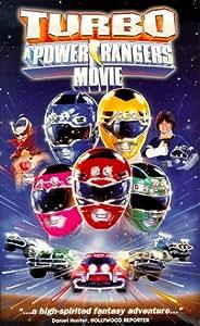 Turbo: a Power Rangers Movie [Import]