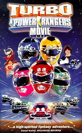 Turbo: A Power Rangers Movie [USA] [VHS]