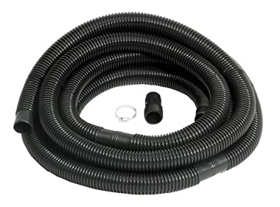 WAYNE 66000-WYN1 1-1/2 in. by 24 ft. Sump Discharge Hose Kit With Clamps