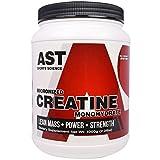 AST Sports Science, Micronized Creatine Monohydrate, 2.2 lbs (1000 g) - 2PC