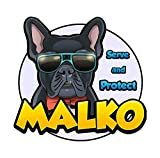 Malko Funko Pop Case for 4-Inches Vinyl Figures (10 Pack)