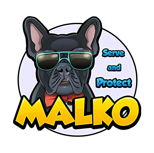 MALKO Pop Protector Case for 2 Pack & Vynl Figures (5 Count)