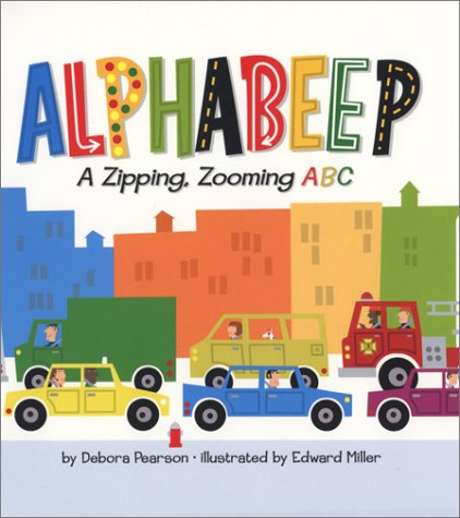 Alphabeep: A Zipping, Zooming ABC by Holiday House