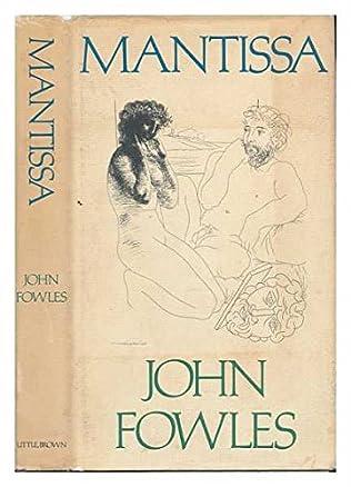 book cover of Mantissa