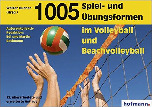 1005 Spiel  Und Übungsformen Im Volleyball Und Beachvolleyball