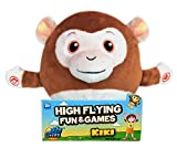 Fuzzy Flyers, Animals Made to Get Kids Active - Kiki The Interactive Plush Monkey