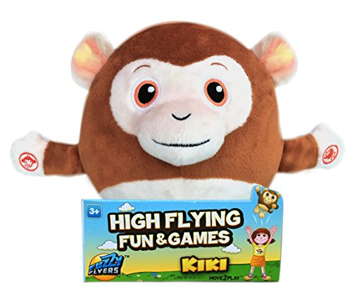 Talkin' Animals, Made To Get Kids Active With Games! Kiki the Interactive Plush Monkey -