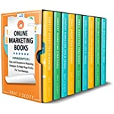 Online Marketing Books: The Complete 9-Book Bundle Easy and Inexpensive Marketing Strategies To Make Huge Profits For Your Business