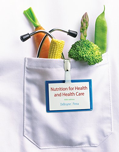 Nutrition for Health and Healthcare by Cengage Learning