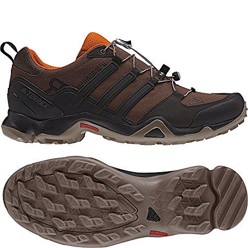 Adidas Utomhus Mens Terrex Snabb R Sko Granit / Svart / Lm Fast Grå