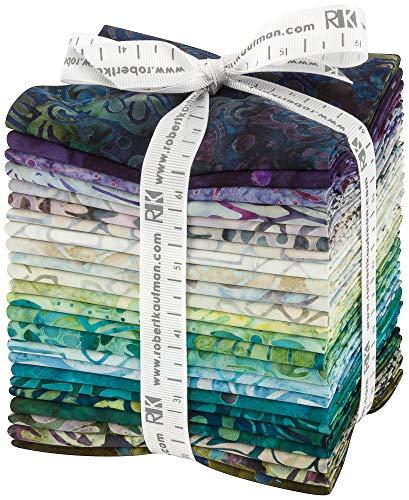Lunn Studios Artisan Batiks Terrace 3 24 Fat Quarters Robert Kaufman Fabrics ()