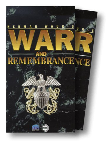 War and Remembrance, Vol. 1 (Boxed Set) [VHS]