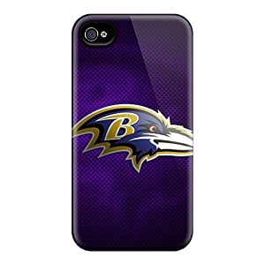 IanJoeyPatricia Iphone 6plus Shock Absorption Hard Cell-phone Cases Provide Private Custom Nice Baltimore Ravens Skin [PwW5349csbx]