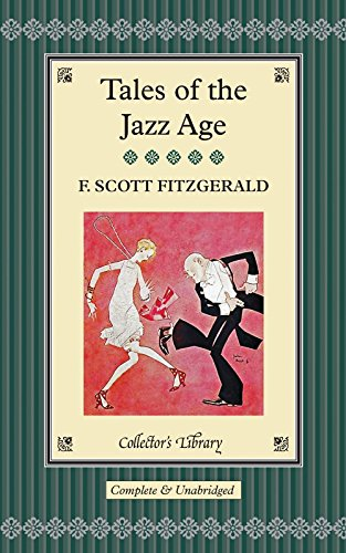 book cover of Tales of the Jazz Age