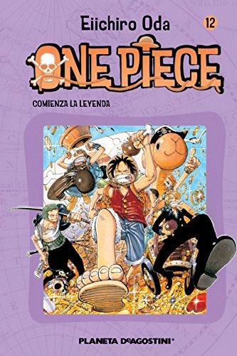 Descargar Libro One Piece Nº 12: Comienza La Leyenda Eiichiro Oda