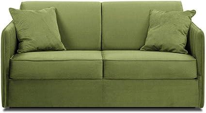 Inside sofá Convertible Rapido Seattle colchón 120 cm somier ...