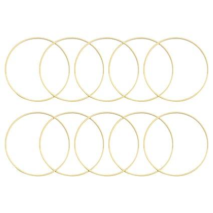 Buy Vosarea Vosarea 10pcs 20cm Diameter Dream Catcher Ring Round