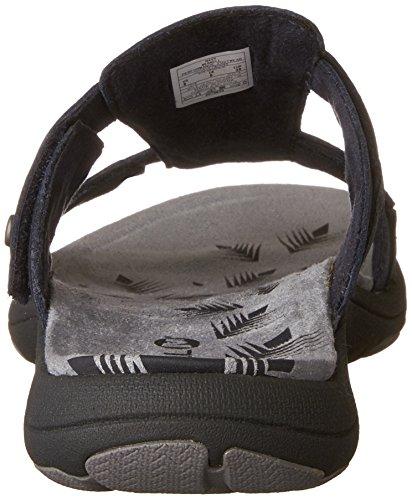 Merrell Womens Adhera Slide II Athletic Sandal Navy