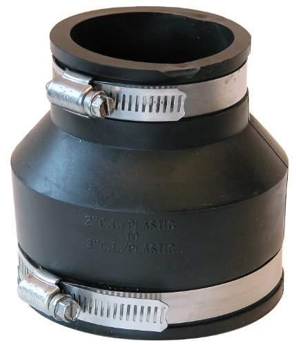 Fernco Inc. P1056-32 3-Inch by 2-Inch Stock Coupling
