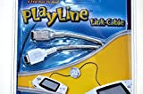 InterAct PlayLine Link Cable GBA Game Boy Color/Advance SP WHITE port shark