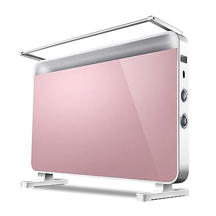 Calentador Chunlan eléctrico para el hogar, silencioso, Protección anticongelante Inteligente, Impermeable para baño