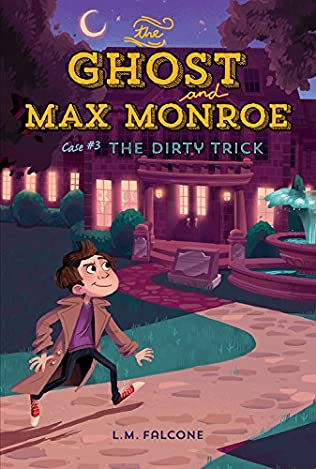 book cover of The Dirty Trick